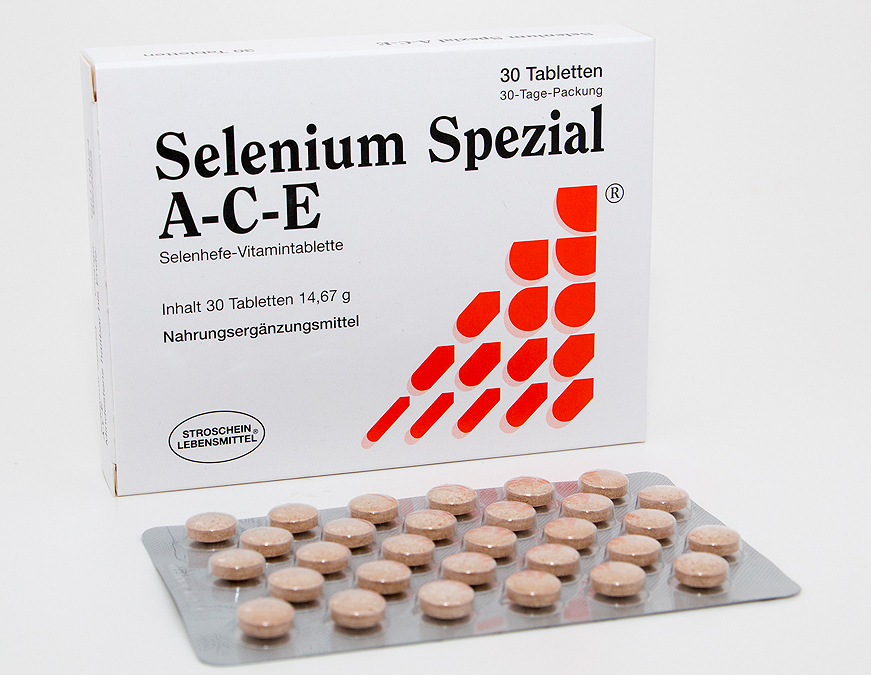 Selenhefe-Vitamintablette 30 Tabletten